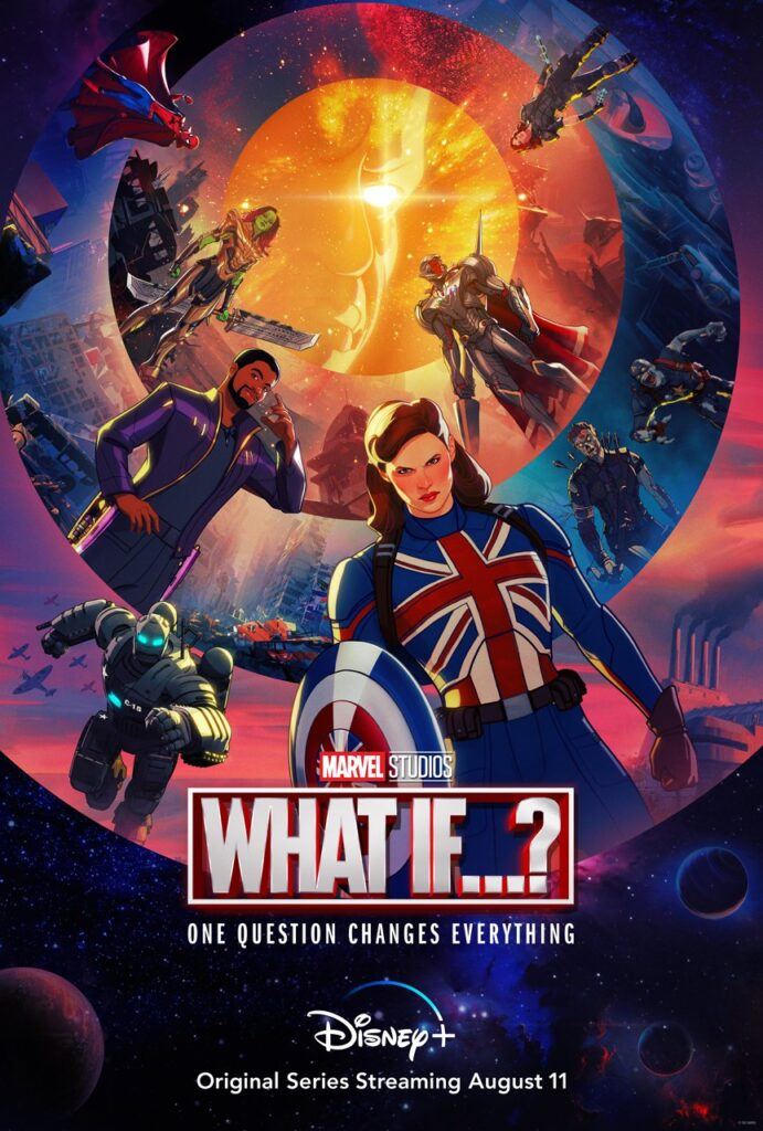 Marvel Releases Thrilling New Trailer for 'What If…?' Series   Michael Sterling   — PlexReel